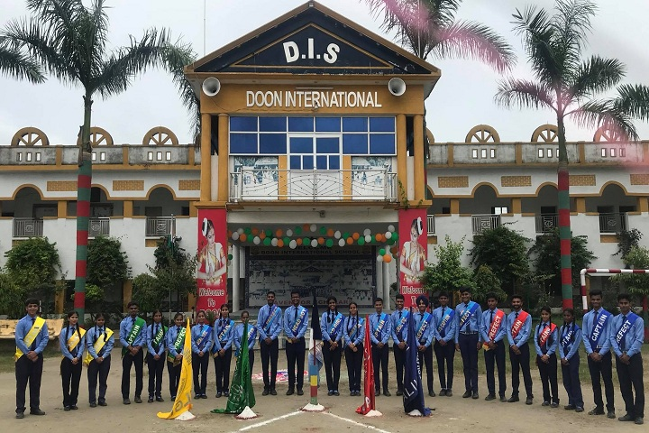 Doon International School-Campus View