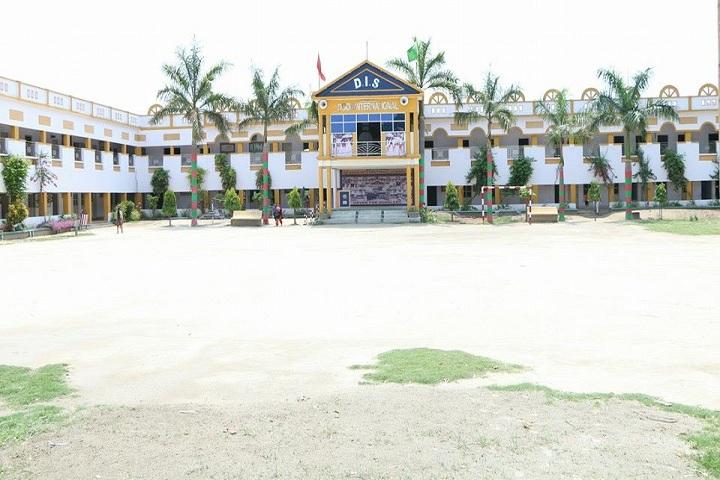 Doon International School-Campus