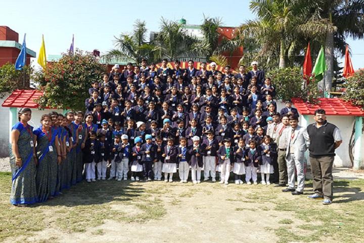 Doon International School-Kids