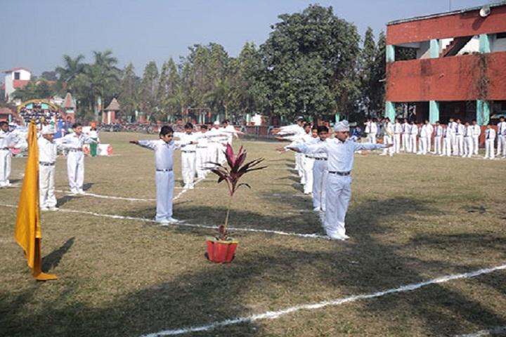 Doon International School-Sports Day