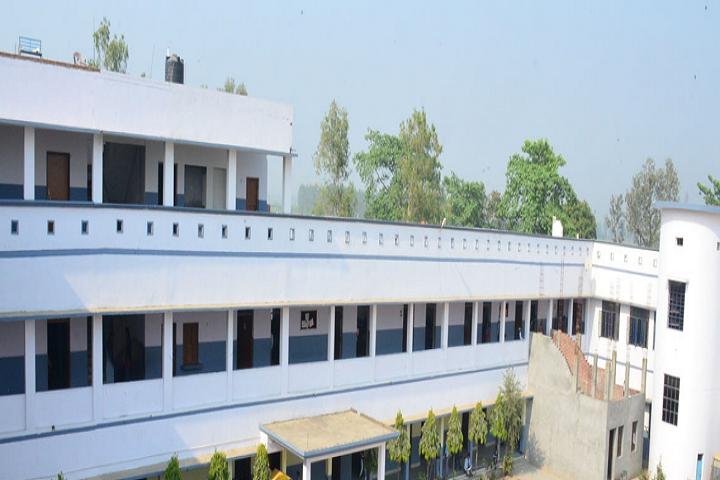 Doon Public School-School Building