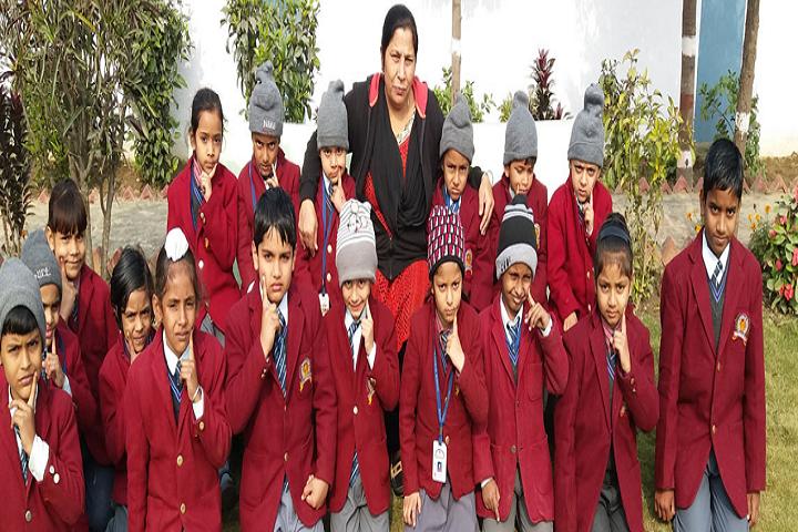 Doon Public School-Students