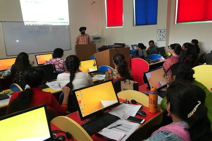 Doon Public School-IT Lab