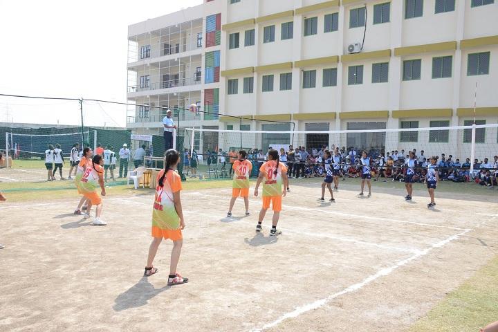 Doon Public School-Sports Volleyball