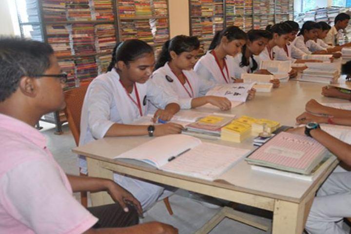 Shanti Smiriti Sambhawana Awasiva Uchh Vidyalaya-Library