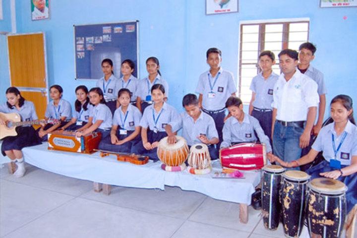 Shanti Smiriti Sambhawana Awasiva Uchh Vidyalaya-Musical Band