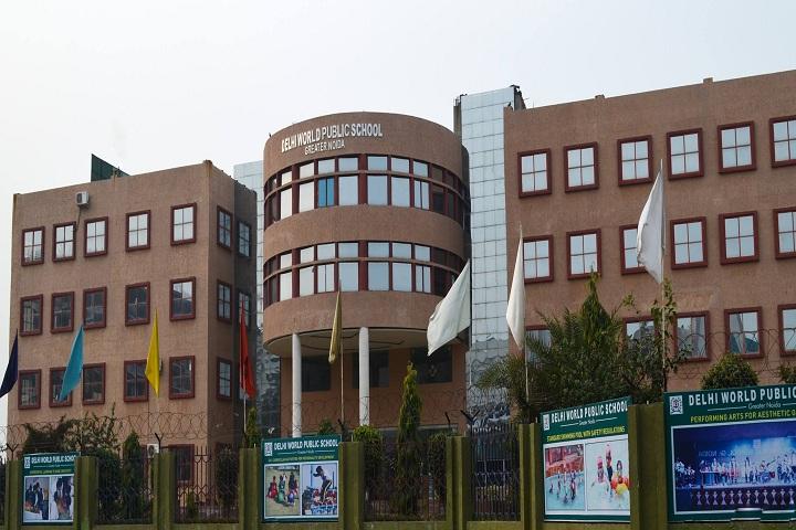 DPS World School-Campus View