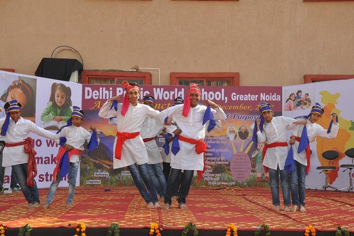 DPS World School-Dance