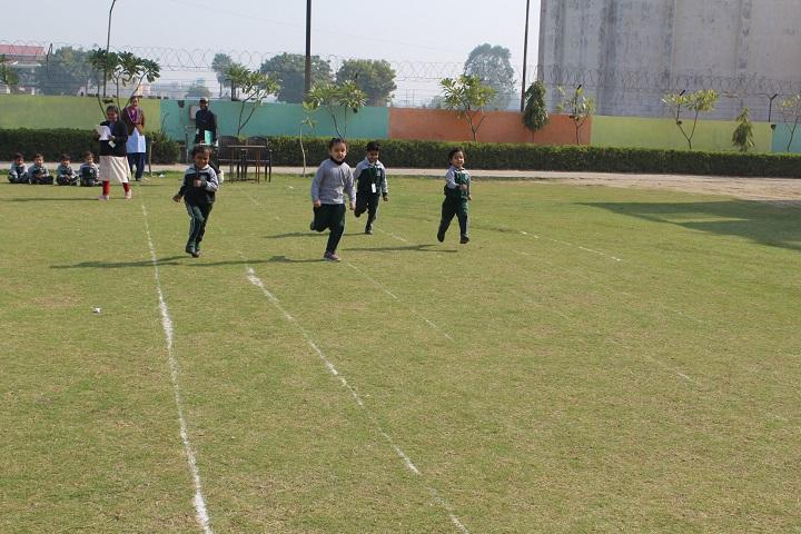 DPS World School-Sports Day