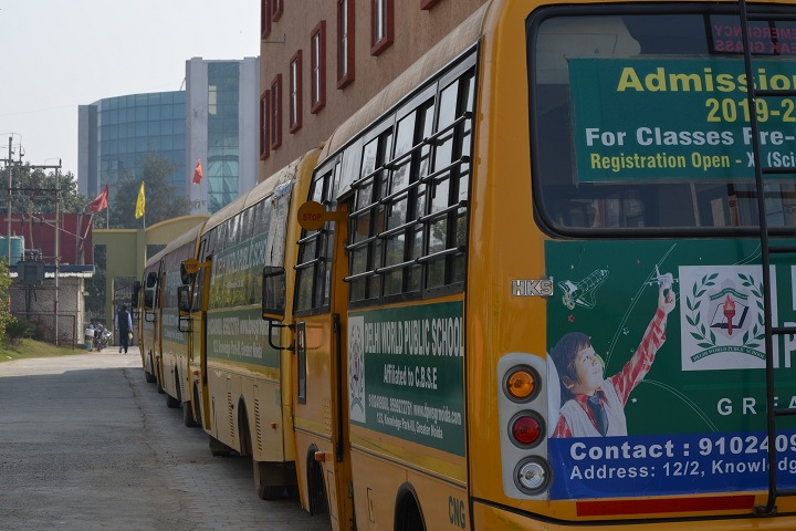 DPS World School-Transport