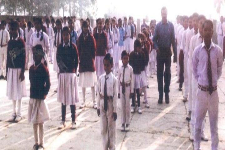 Dr Jagdish Memorial Public School-Assembly