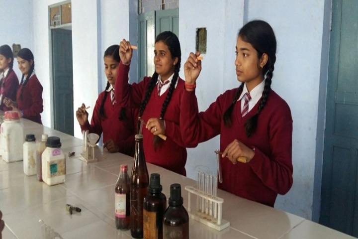 Dr Jagdish Memorial Public School-Chemistry Lab