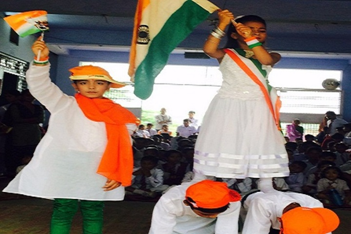 Dr Jagdish Memorial Public School-Independence Day