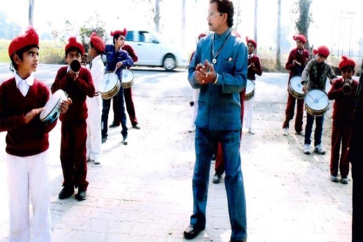 Dr Jagdish Memorial Public School-School Band