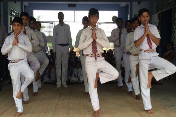 Dr Jagdish Memorial Public School-Yoga