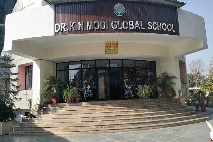 Dr K N Modi Global School-Campus View