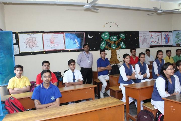 Dr K N Modi Global School-Classroom Senior