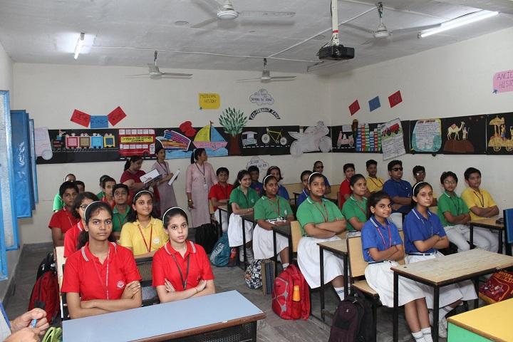 Dr K N Modi Global School-Classroom
