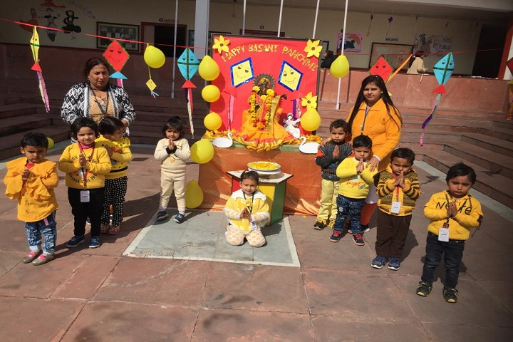 Dr K N Modi Global School-Events