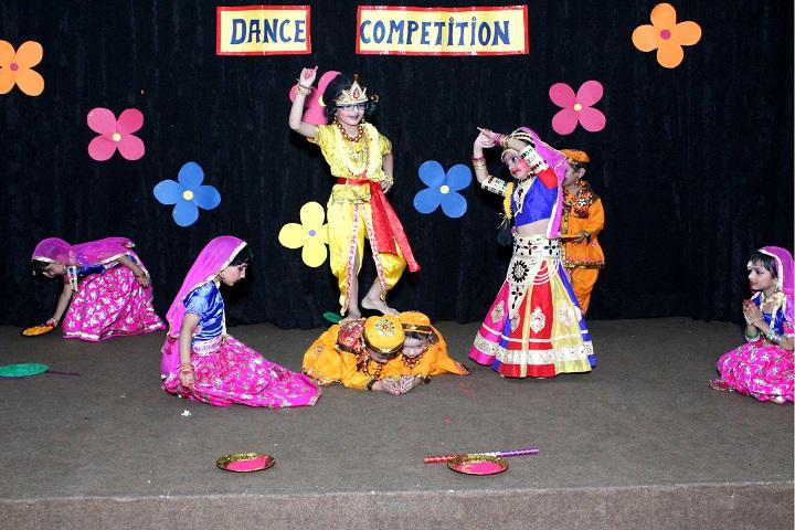 Dr K N Modi Global School-Dance