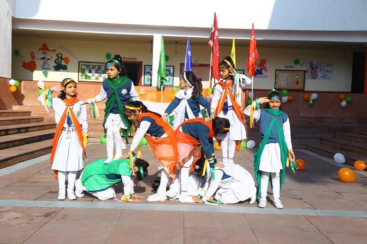 Dr K N Modi Global School-Patriotic Day