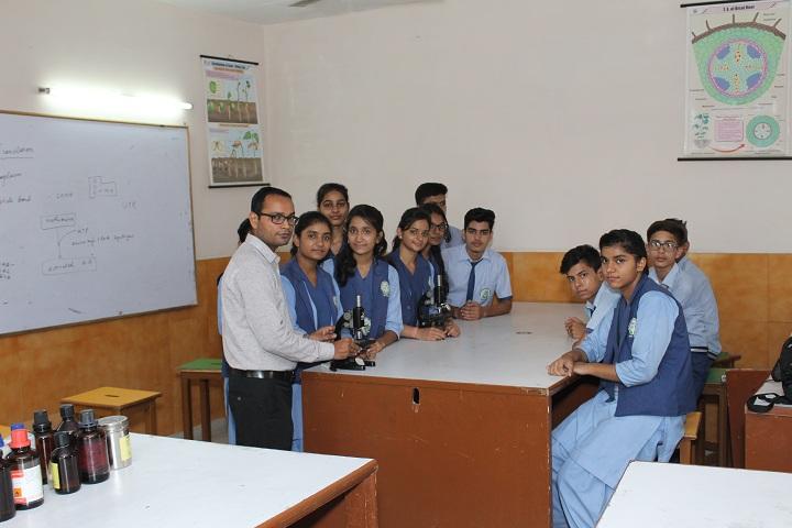 Dr K N Modi Global School-Bio Lab