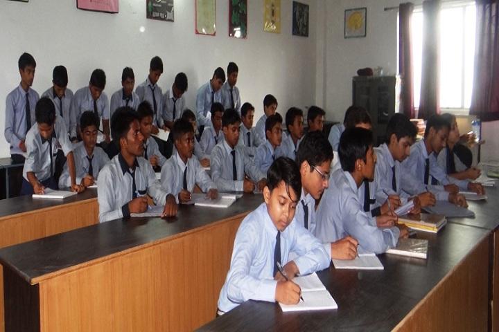 Dr Rizvi Springfield School-Classroom