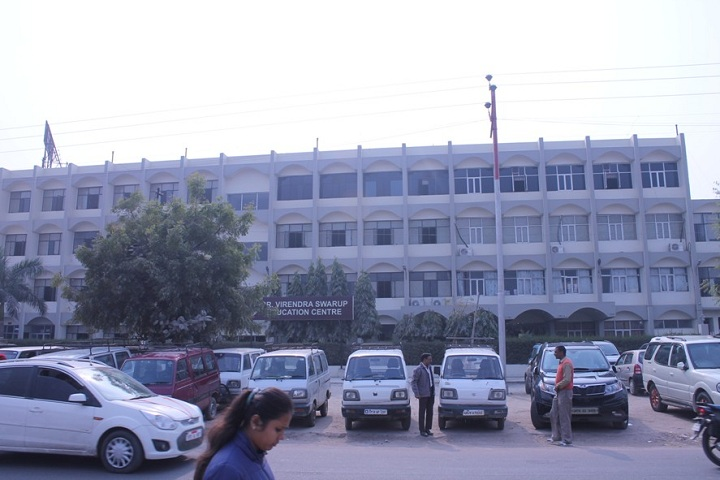 Dr Virendra Swaroop Education Centre-Campus Full View