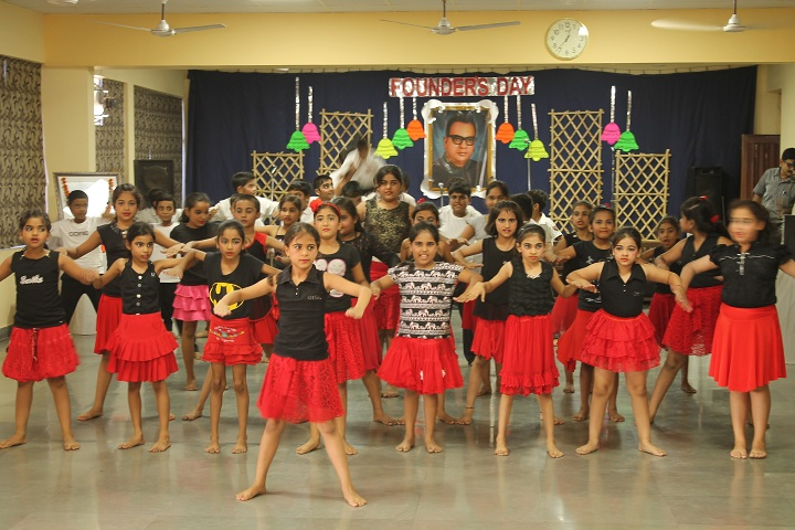 Dr Virendra Swaroop Education Centre-Dance