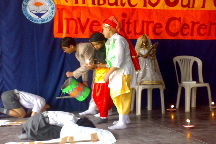 Dr Virendra Swaroop Education Centre-Drama