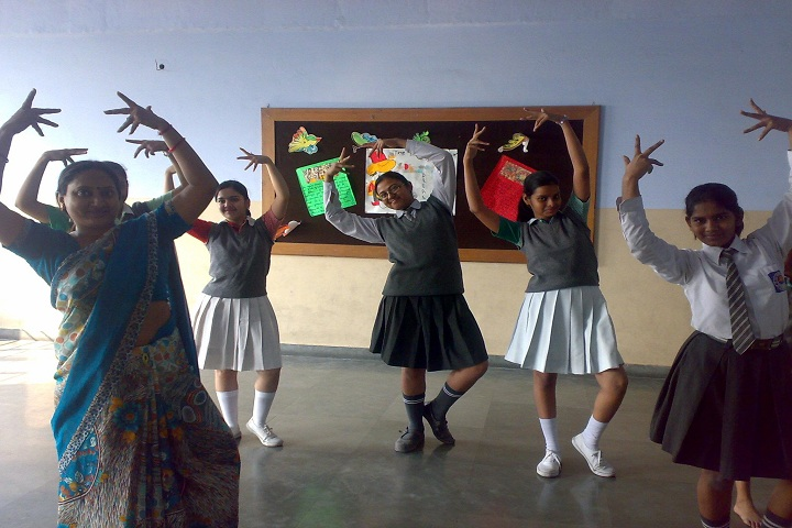 Dr Virendra Swaroop Education Centre-Dance Class