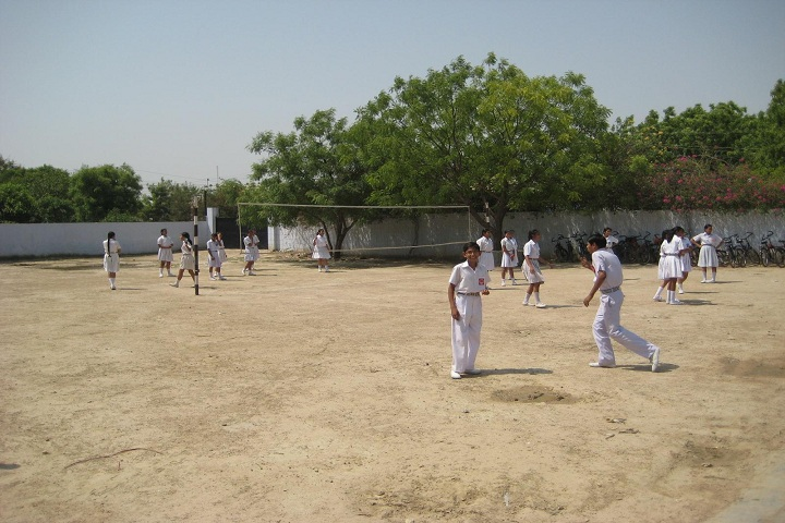Dr Virendra Swaroop Education Centre-Sports