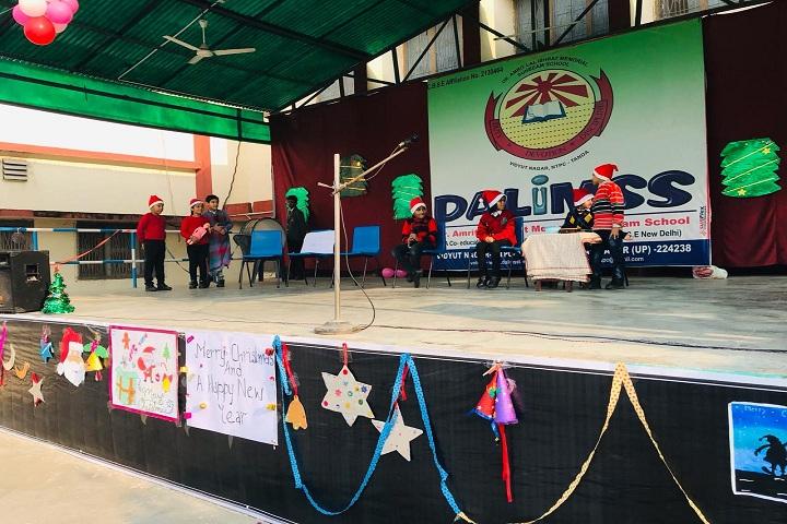 Dr Amrit Lal Ishrat Memial Sunbeam School-Events celebration