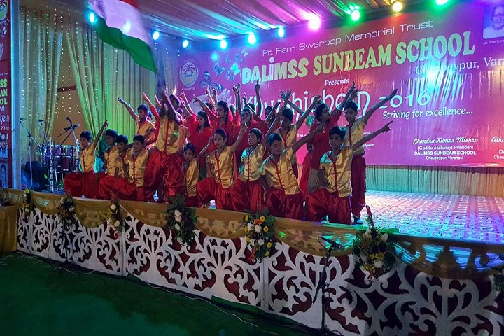 Dr Amrit Lal Ishrat Memorial Sunbeam School-Events dance