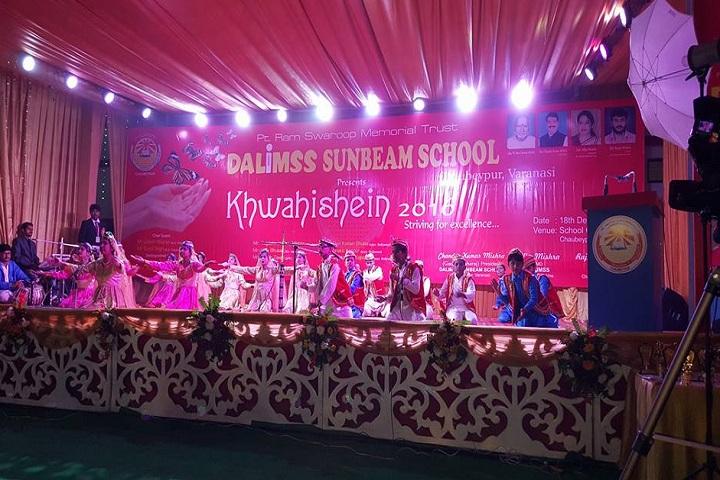 Dr Amrit Lal Ishrat Memorial Sunbeam School-Events programme
