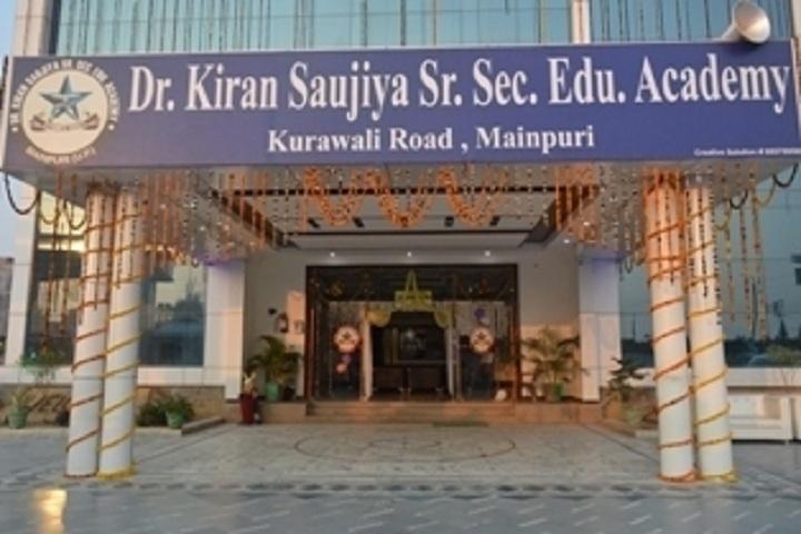 Dr Kiran Saujiya Senior Secondary Educational Academy-Campus-View entrance