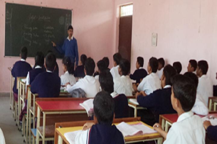 Dr Kiran Saujiya Senior Secondary Educational Academy-Classroom