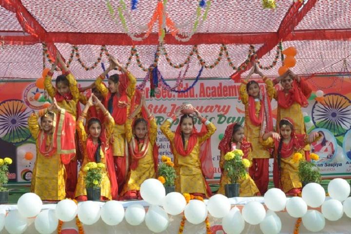 Dr Kiran Saujiya Senior Secondary Educational Academy-Events republic day celebration