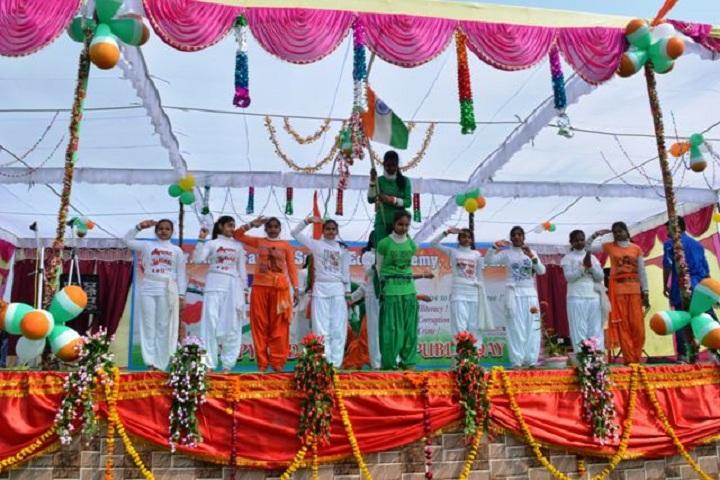 Dr Kiran Saujiya Senior Secondary Educational Academy-Events republic day