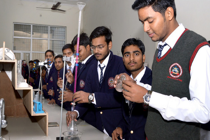 Dr Kiran Saujiya Senior Secondary Educational Academy-Laboratory chemistry