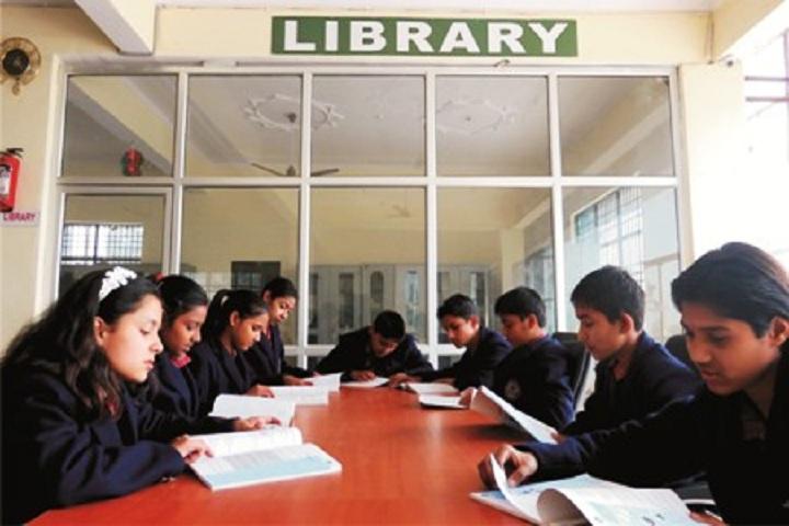 Dr Kiran Saujiya Senior Secondary Educational Academy-Library