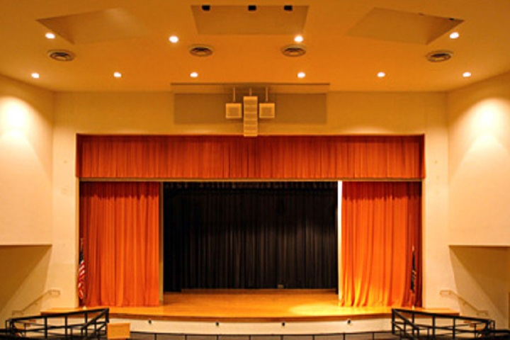 Dr MPS World School-Auditorium