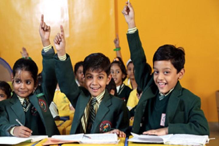 Dr MPS World School-Classroom junior