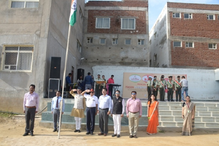 Dr MPS World School-Events independance day