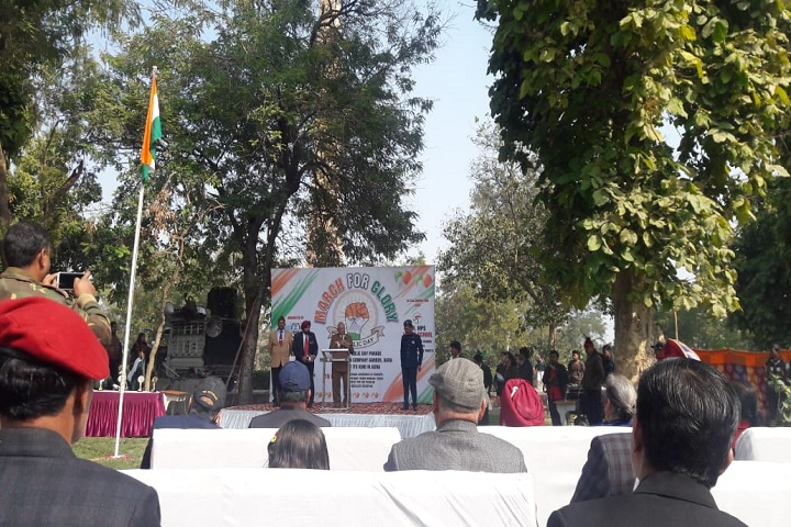 Dr MPS World School-Events republic day
