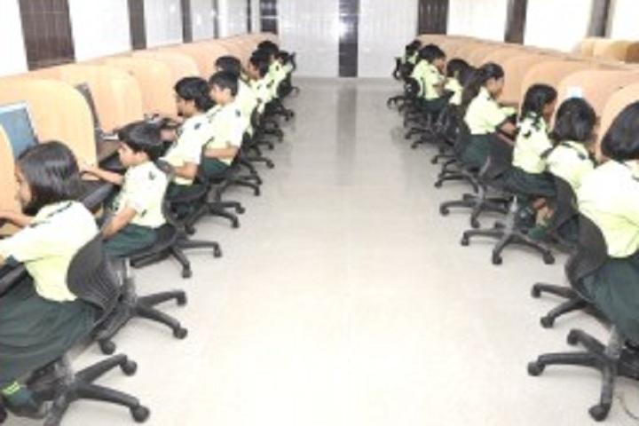 Dr MPS World School-IT-Lab
