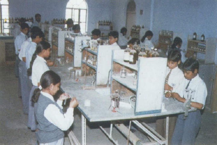 Dr Maria Residential Academy-Laboratory Chemistry