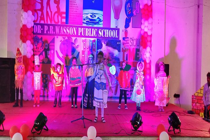 Dr Pr Wasson Public School-Events annual day