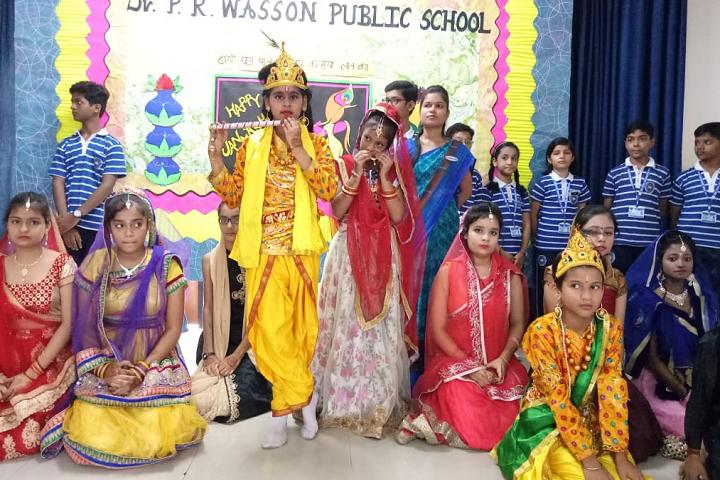 Dr Pr Wasson Public School-Events celebration