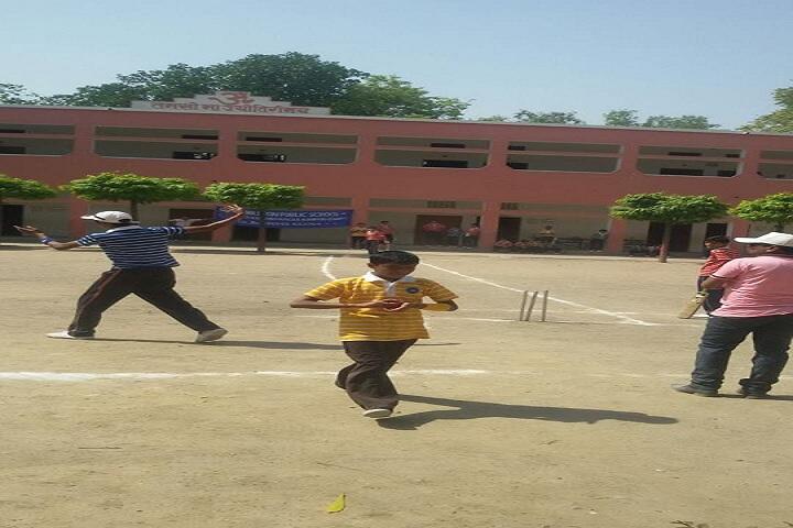 Dr Pr Wasson Public School-Sports cricket